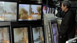تجربة إطلاق صاروخ كوري بعيد المدى