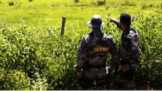 رجال شرطة برازيليون