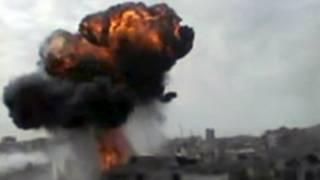 حمص همچنان زیر آتش است