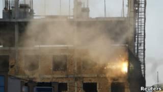 تفجيرات بكابول