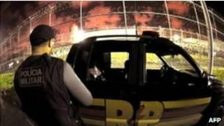 شرطي برازيلي