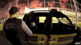Бунт в бразильской тюрьме