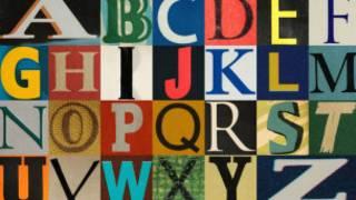英語字母表