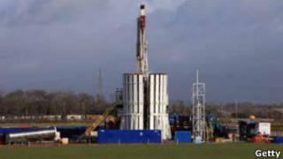 Добыча сланцевого газа в Британии