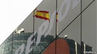 Edificio de Repsol en España