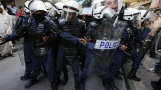 مظاهرات في المنامة