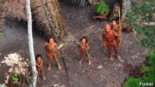 Indígenas brasileiros | Foto: Gleison Miranda/Funai/Survival