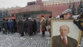 Lăng Lenin ở Quảng trường Đỏ