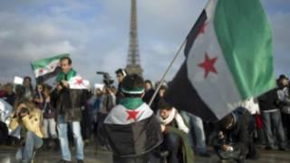 'Yan adawa a Syria