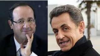 Holland - Sarkozy
