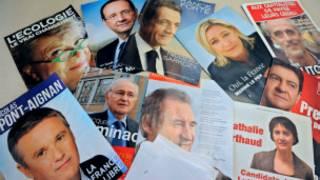 Các ứng viên tổng thống Pháp