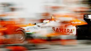 Paul di Resta, Anh Quốc, tham gia giải F1 ở Bahrain, Ảnh: Paul Gilham
