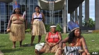 Índios (Foto: Agência Brasil)