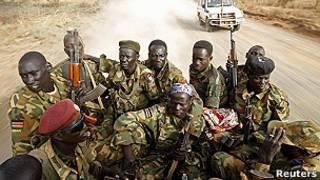Abasirikare ba Sudan