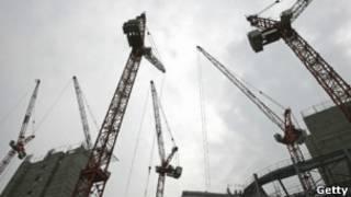 ساختمان سازی در لندن
