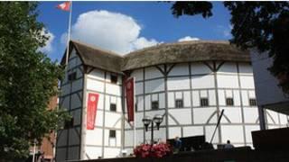 مسرح شكسبير في لندن