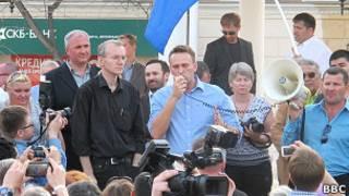 Олег Шеин, Алексей Навальный
