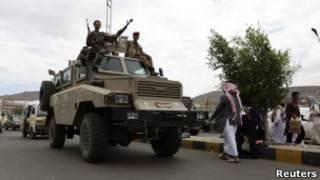 جنود يمنيون