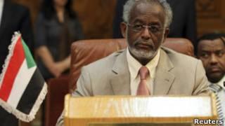 وزير الخارجية السوداني على كرتي