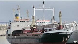 Lebanon bắt giữ tàu chở vũ khí cho Syria
