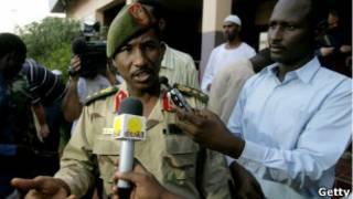 المتحدث باسم الجيش السوداني العقيد الصوارمي خالد سعد