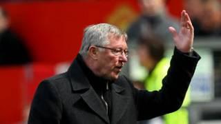 Kocin Manchester United, Sir Alex Ferguson