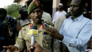 Суданский военный