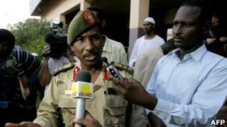 Porta-voz do Exército do Sudão | Fotro: AFP