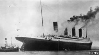 老泰坦尼克号