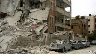 خشونت های ادلب