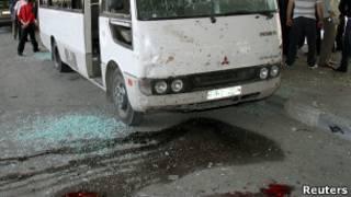 تفجير دمشق