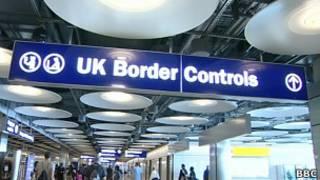 Британская граница