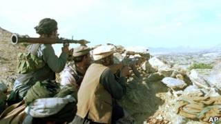 مجاهدین افغانستان
