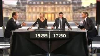 مناظره انتخاباتی فرانسه