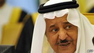 امیر نایف، ولیعهد عربستان سعودی