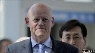 Ministan harkokin wajen Netherlands, Uri Rosenthal