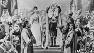 Коронация Николая Второго