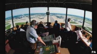 蓋特威克機場控制塔台