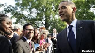 Barack Obama. | Foto: Reuters