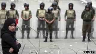 تنش در قاهره