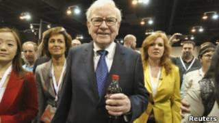Warren Buffett / reuters