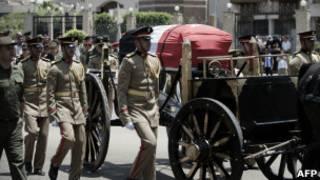 جنازة جندي
