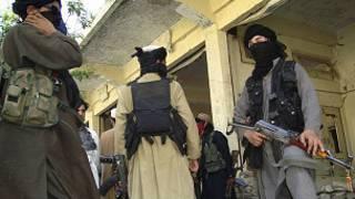 مسلحون في باكستان