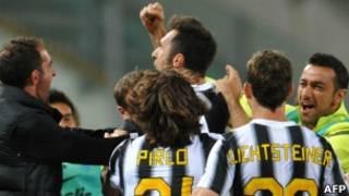 یوونتوس بعد از 9 سال بار دیگر قهرمان ایتالیا شد