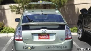 Carro da Google