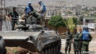 المراقبون الدوليون في سوريا