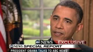 Барак Обама в эфире ABC