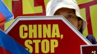 Biểu tình phản đối Trung Quốc vụ bãi cạn Scarborough