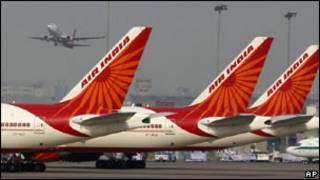 Флот индийской авиакомпании