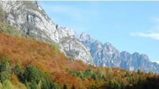 الطبيعة الجبلية في بلدة كيموليس